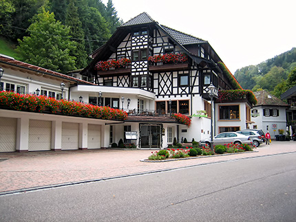 Hotel, Bad Griesbach